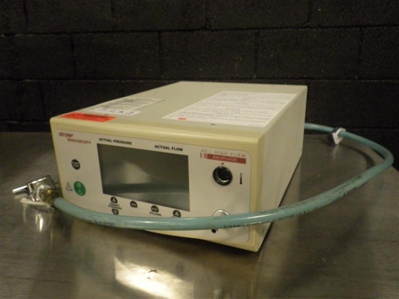 Stryker 40l High Flow Insufflator